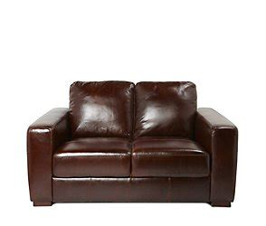 bhs sofas bhs furniture madison 2 seater leather sofa