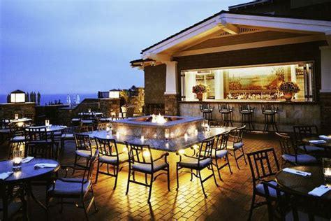 the white house restaurant laguna ca mosaic bar grille at montage laguna ca