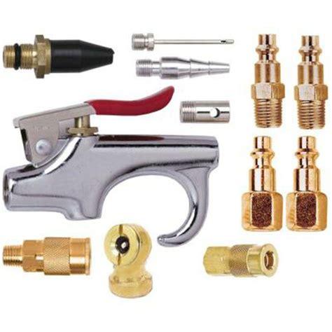 husky 13 air tool accessory kit 41255hom the home depot