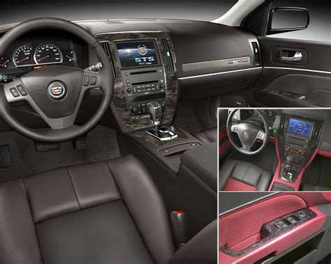 2007 Cadillac Sts Interior by Image Gallery Sts V Interior