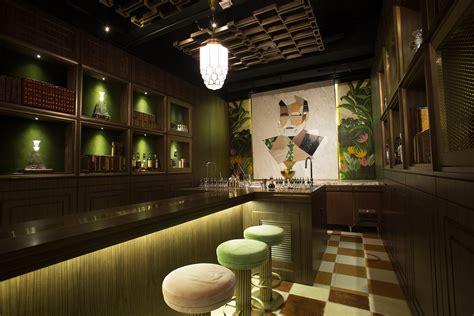 man  cocktail bar opening  hong kong asia