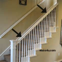 Banister Baluster Banister Stairway Handrail Parts