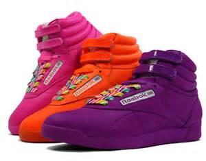 colorful reebok classic black history fashion trend reebok freestyle hi tops aka