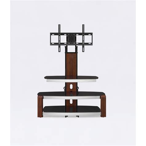 whalen tv stand with swinging mount furniture classy design of whalen flat panel tv console