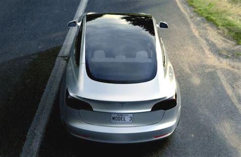 Tesla Model 3 Horsepower by 2018 Tesla Model 3 Horsepower Tesla Car Usa