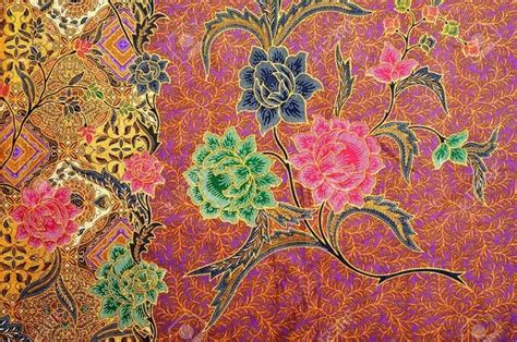 pattern batik kalimantan how does indonesian batik differ from malaysian batik quora