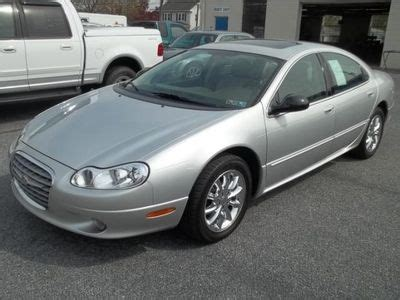 auto body repair training 2004 chrysler concorde security system sell used 2004 chrysler concorde lxi sedan 4 door 3 5l in kalamazoo michigan united states