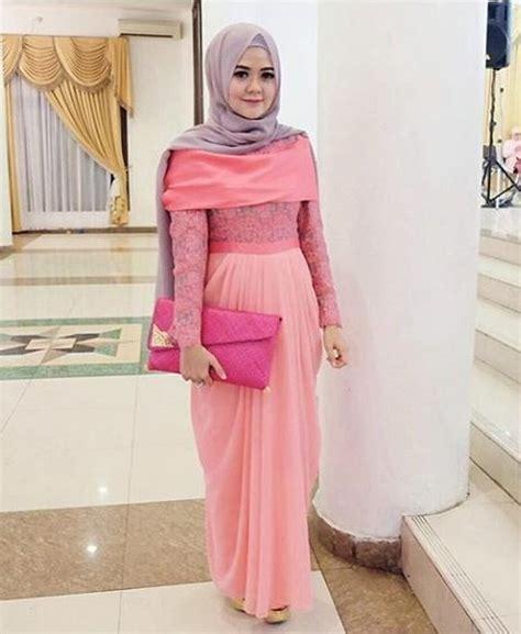 Model Baju Muslim Pesta 10 contoh model baju pesta muslim modern elegan mewah