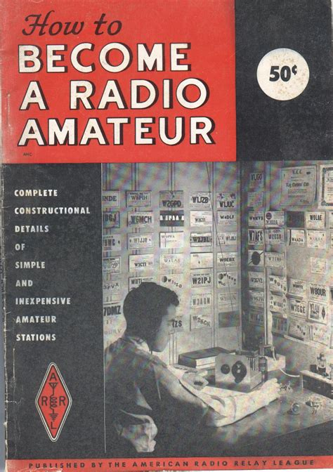 ham radio is alive and well books 1955 arrl how to become a radio