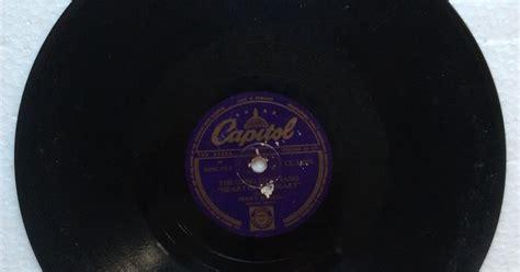 H Lp Bowie Hitam plat piringan hitam 78