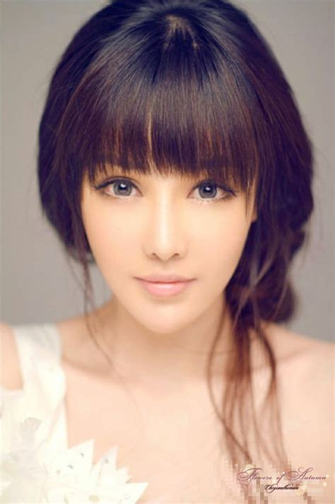 hairstyles china doll bangs style ideas kitty shi zi jia keep on stylin at http