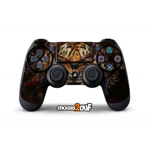 Shock Tiger Skin Tiger Dualshock 4 Sony