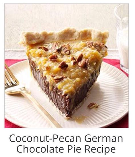 12 Ingredients And Directions Of German Chocolate Coconut Bars Receipt by Musely