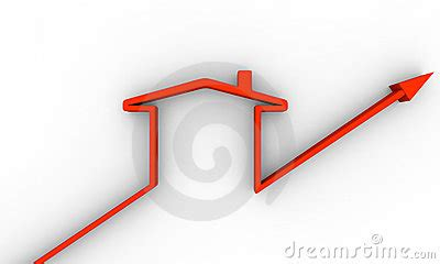 symbol of growth house symbol of growth royalty free stock image image