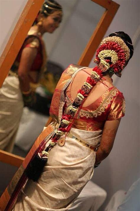 bridal hairstyles in south india south indian bridal hairstyles wedding reception pictures