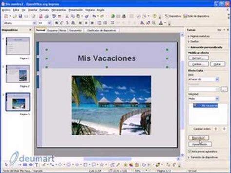 templates for openoffice presentation ofim 225 tica con software libre usemos software libre