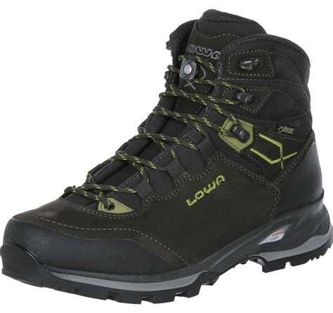 lowa light gtx lowa light gtx w trekking shoes brown