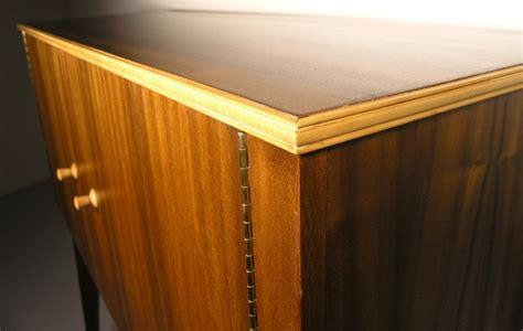 Morris of Glasgow highboard sideboard server, office cabinet