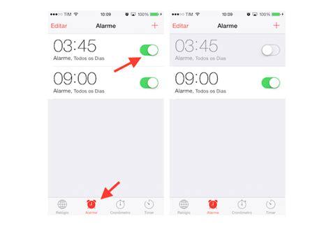 como desligar o despertador do iphone ou coloc 225 lo no modo soneca dicas e tutoriais techtudo