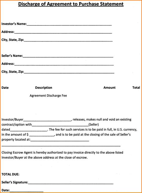 simple agreement template simple purchase agreement template bamboodownunder