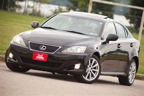 Lexus Used Car Warranty by Lexus Is250 Sedan For Sale Awd Carfax Certified Used