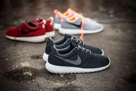 nike roshe run colors nike roshe run 2014 colorways sneakers addict