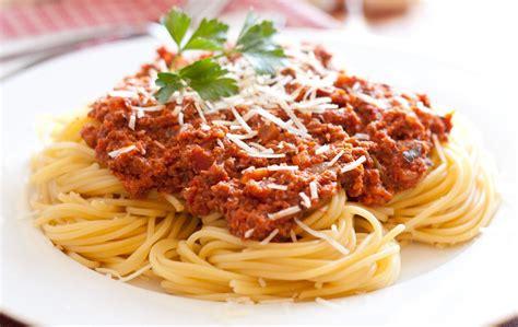 italian recipe italian spaghetti recipe nutrition facts the amazing
