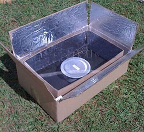 Kompor Solar membuat sendiri kompor energi surya