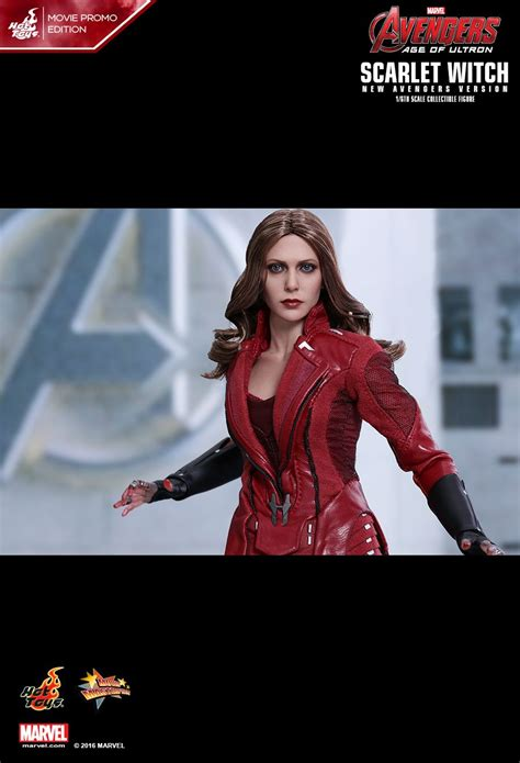 Toys Scarlet Witch Bib New Version Promo Edition 1 toys age of ultron scarlet witch new version promo edition 1