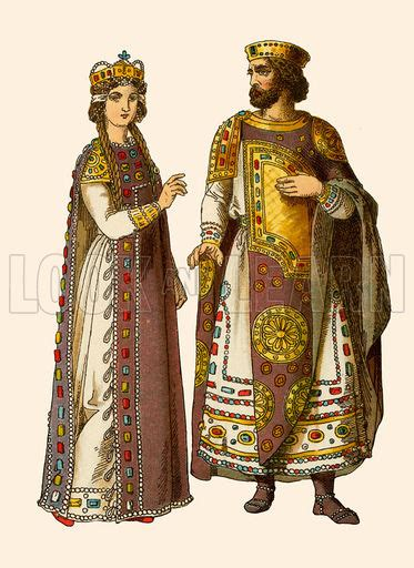 kings pattern history byzantine emperor and empress look and learn history