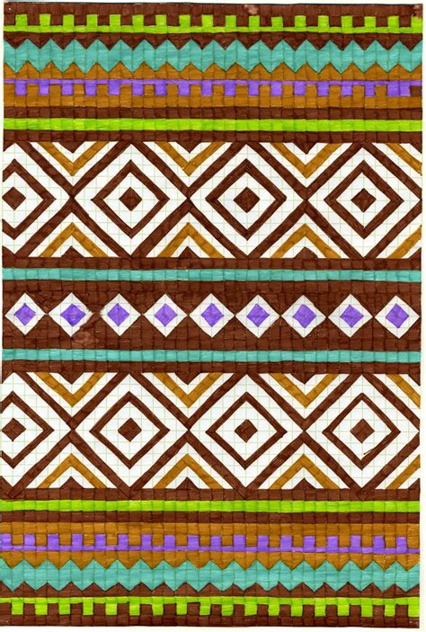 Aztec Also Search For Simple Aztec Patterns Patterns Tribal Navajo Ethnic Aztec Aztec