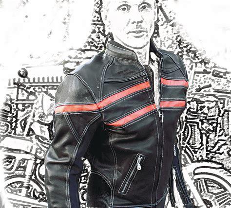 Motorrad Lederjacken Nostalgie by Scorp24 Motorradmarkt G G R Ohg