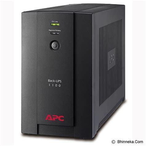 Ups Apc Bx650li Ms 650va Murah jual apc bx1100li ms ups power backup stabilizer