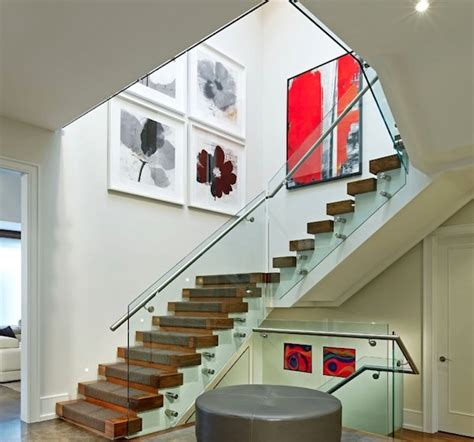 decorating staircase decorating your staircase with eye catching artwork
