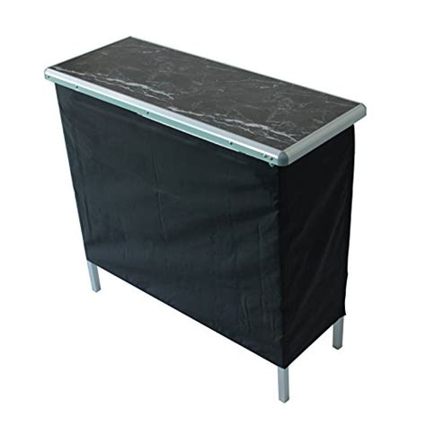 portable high top table sports festival 174 portable high top party bar includes 2