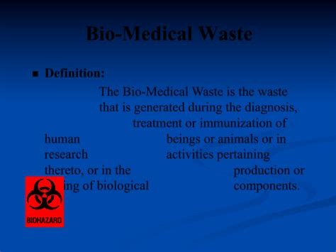 biography medical definition download biomedical waste management ppt for free page 3