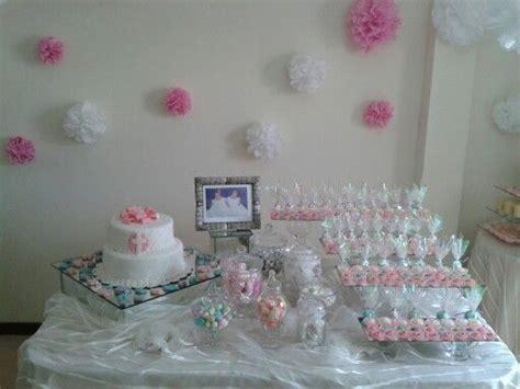 decoraci 243 n de mesa para bautizo dulces y decoraciones mesas