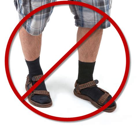 socks and sandals no to socks in sandals chocolatesandraspberries