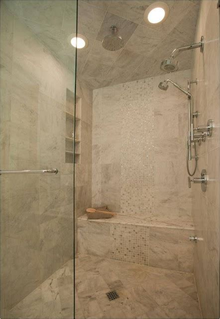 Beautiful Bathrooms With Showers Beautiful Steam Shower Traditional Bathroom Other Metro By T R Builder Inc