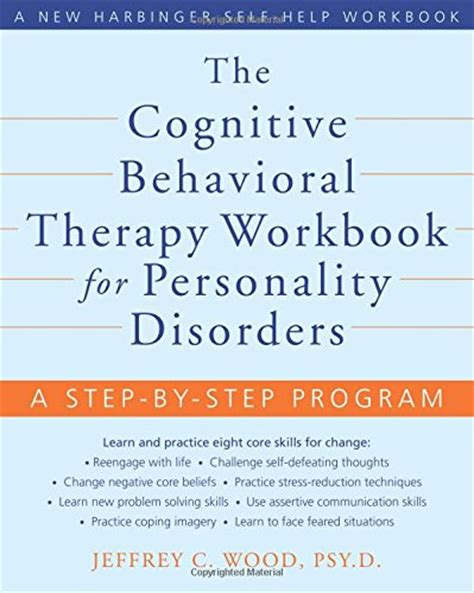 ebooks the cognitive behavioral therapy workbook