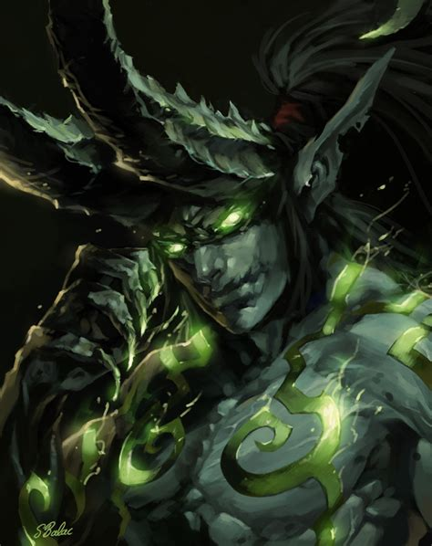 illidan vs gul dan