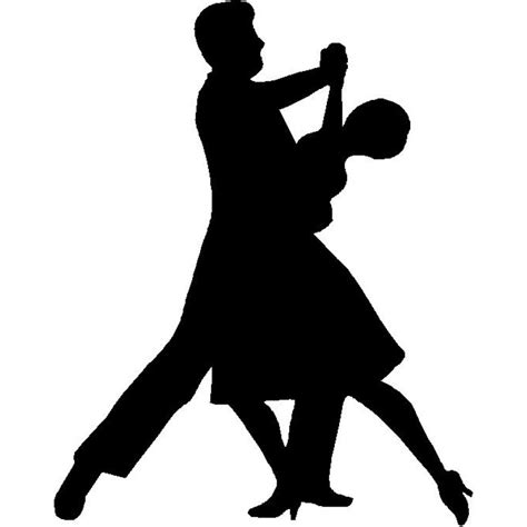 Decorative Magnetic Boards For Home by Dance Silhouette Wall Art Ballroom Dance Couple