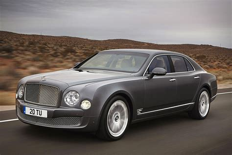 bentley mulsanne mulliner driving specification uncrate