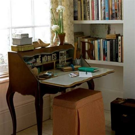 retro home office desk 25 inspiring ideas for home office design in vintage style