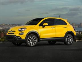 Fiat Suv Cars New 2017 Fiat 500x Price Photos Reviews Safety