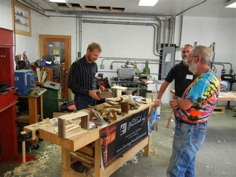 heritage school of woodworking lie nielsen open house may woodcarver