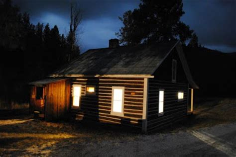 Cabin In The Middle Of Nowhere by This Hogback Homestead A Cabin In The Middle Of