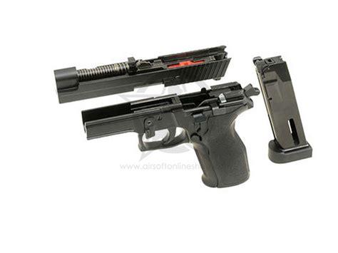 Sig Sauer Kjw kjw gas kp 01 sig sauer p226 gbb airsoft pistol airsoft guns shop airsoft shop