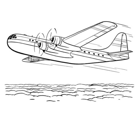 Galerry printable jet plane coloring pages