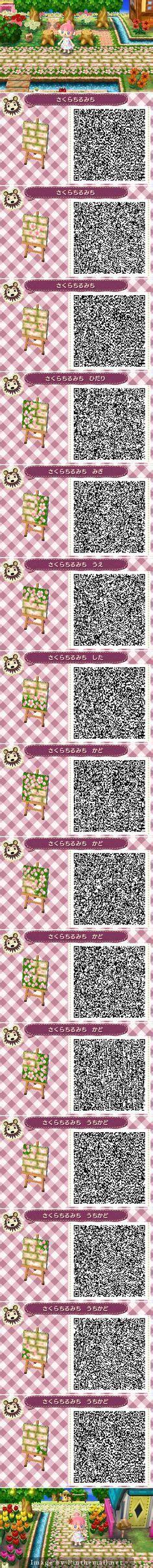 flower pattern qr code round brick flower bed acnl qr codes acnl qr codes